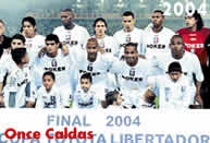 Once Caldas 2004