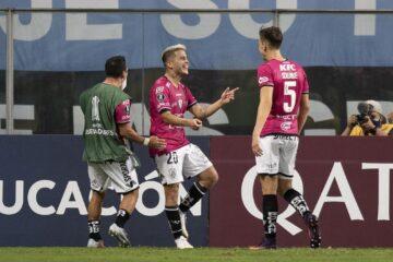 Genio Ortiz: Gremio fuori dalla Libertadores!