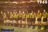 Il Penarol conquista la Coppa Intercontinentale in finale sul Real Madrid