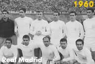 Real Madrid 1960: Puskas e Di Stefano guidano le merengues alla quinta Coppa Campioni consecutiva