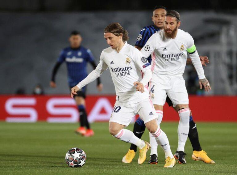 Real Madrid-Atalanta 3-1