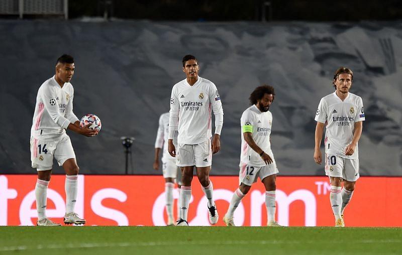 La delusione del Real Madrid
