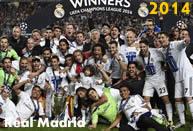 Real Madrid 2014: il Real supera in finale i concittadini dell'Atletico 4-1 ai supplementari