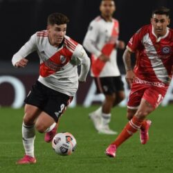 River Plate-Argentinos Juniors 1-1
