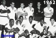 Il Santos di Pelè supera il Benfica di Eusebio e conquista la terza edizione della Coppa Intercontinentale